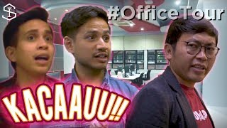 Achmad Zaky menjelaskan Bukalapak | Bukalapak Office Tour Part 2
