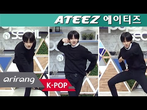 [Pops in Seoul] Samuel's Dance How To! ATEEZ(에이티즈)'s Say My Name