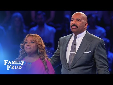 Sherri Shepherd's INSANE Fast Money!