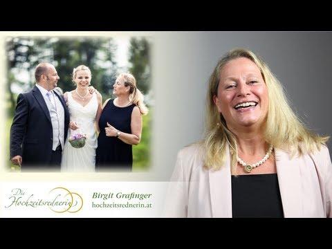 Beispiel: Imagefilm, Video: Die Hochzeitsrednerin.