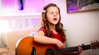 Drivers License - 8-Year-Old Claire Crosby (Olivia Rodrigo Cover)