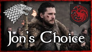 Jon's Choice to become Aegon | Game of Thrones Episode 4 Analysis