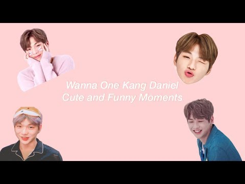 Wanna One Kang Daniel Cute and Funny Moments