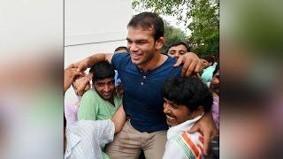 Narsingh Yadav gets clean chit from United World Wrestling..