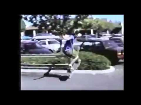 Video DOGTOWN SUICIDAL SKATES Planche skate DOMINATE POOL SILVER 8.25