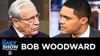 "Bob Woodward - ""Fear"" in America & President Trump's War on Truth 