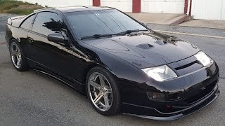 LS-Swapped, Modified Nissan 300ZX -  One Take