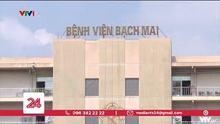 Bắt tạm giam nguyên Giám đốc và nguyên Phó Giám đốc bệnh viện Bạch Mai | VTV24