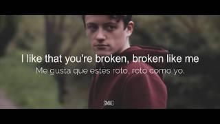 Broken Lovelytheband lyrics sub español