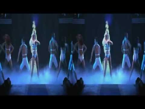 BRITNEY SPEARS - FEMME FATALE in 3D