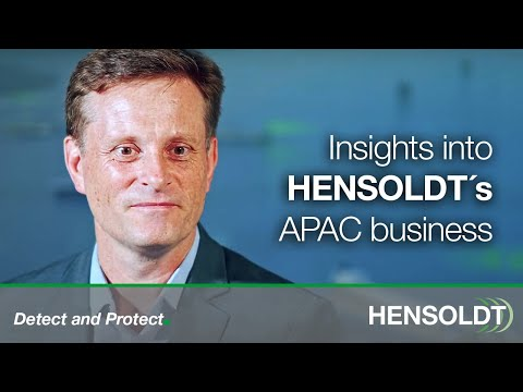 HENSOLDT In Asia Pacific - Nathan Manzi