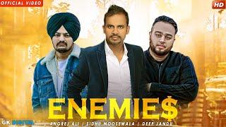 Enemies  – Angrej Ali – Sidhu Moose Wala