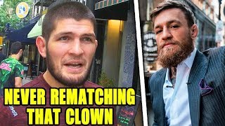 Khabib sends a message to Conor McGregor after UFC 246, Donald Cerrone reacts, Jorge Masvidal