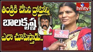 Laxmi Parvathi Sensational Comments On Balakrishna- NTR Bi..