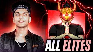 FREEFIRE SEASON 1 - SEASON 16 ALL ELITE PASS FULL VIDEO