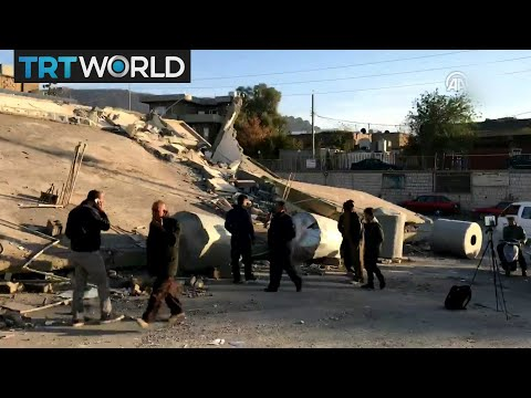Middle East Earthquake: Magnitude 7.3 earthquake hits Iraq and Iran