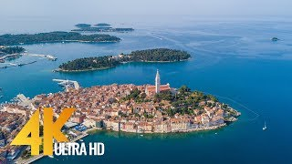 CROATIA Lovely Townscapes - Cities of the World | Urban Life Documentary Film - Episode 1