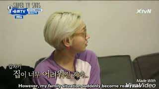 (Super TV) When Yesung, Eunhyuk, and Leeteuk reminiscing their past...