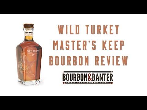 Wild Turkey Master's Keep Bourbon Review