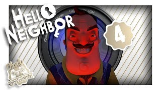 HELLO NEIGHBOR 4 | LIVE | CHARLY GAYMERS
