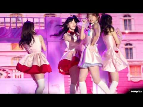 [Fancam/Red Velvet/Wendy]161119 Melon Music Awards 러시안룰렛 (Russian Roulette)