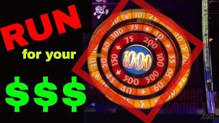 🏃🏃RUN for your MONEY!💰💰 Slot Machine Pokies w Brian Christopher
