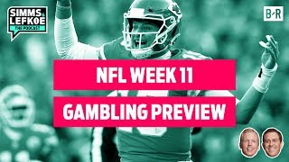 Chiefs vs. Rams: Who Wins Potential Super Bowl Matchup in LA? | NFL Week 11 Gambling Preview