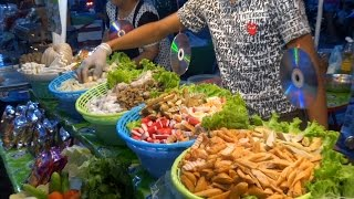 STREET FOOD IN THAILAND, THAI FOOD, AMAZING THAI STREET FOOD