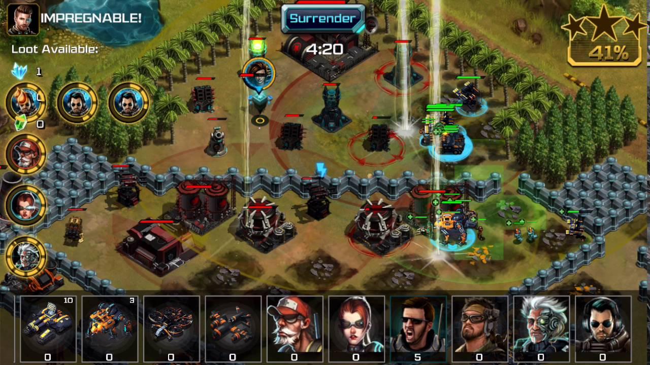 Играй Alliance Wars: Альянс войны На ПК 2