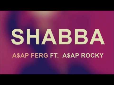 A$AP Ferg - Shabba (Lyrics)