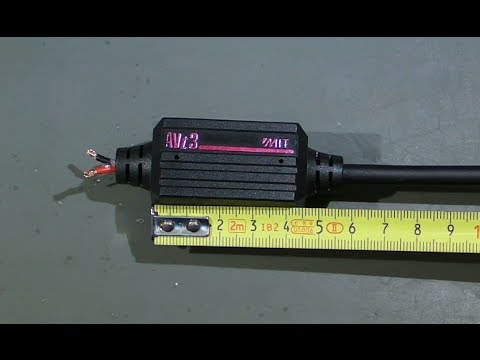 48 - Explorons un câble modulation audio MIT AVt3