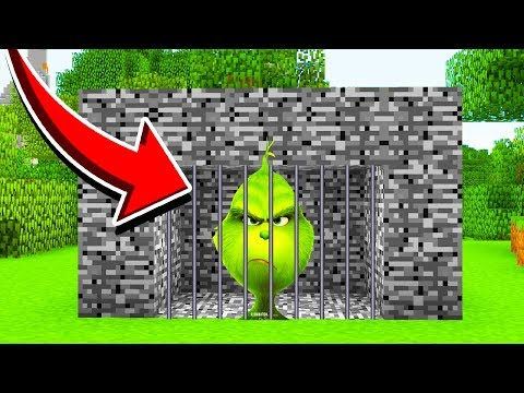 Minecraft : WE TRAPPED THE GRINCH! (Ps3/Xbox360/PS4/XboxOne/PE/MCPE)