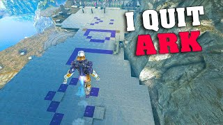 Why I Quit Ark! | Ark Official Small Tribes S5E28 (Small base tour)