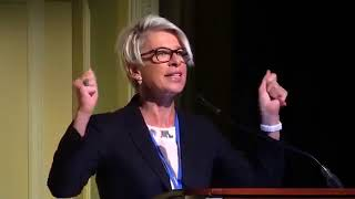 EPIC! Katie Hopkins gives an OUTSTANDING speech, gets a standing ovation