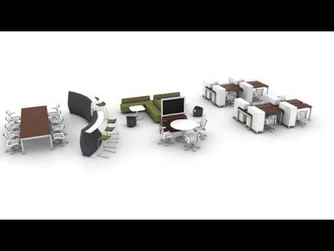 NeoCon Animation - Individual, Group, Social