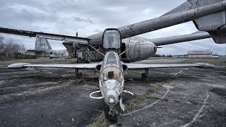 Abandoned French 536 Navy Bomber and Rescue Planes INCREDIBLE!