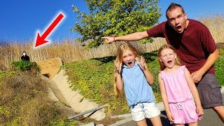 We Rescued a Family of Puppies & Kitties from Abandoned Storm Drain!!! Game Master Caught on Camera!