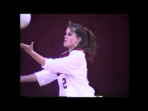 Beekmantown - Plattsburgh Volleyball 1-7-93