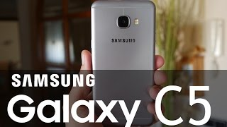 Video Samsung Galaxy C5 nDXFzwvAR-c