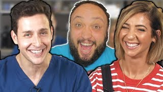 Doctor Mike Schools Gabbie Hanna About Mental Health