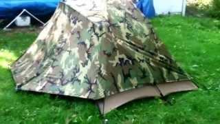 USMC 2 man combat tent made by Eureka