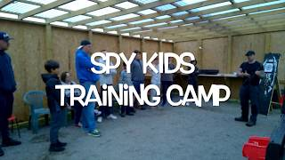 Spy Kids Training Camp