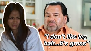 Big Ed's Best Moments | 90 day fiancé