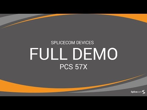 Full Demo - PCS 57x