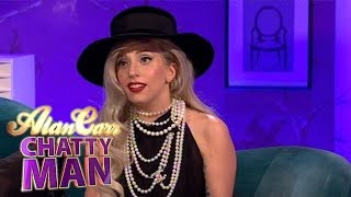 Lady Gaga Talks About Her Photobook | Full Interview | Alan Carr: Chatty Man