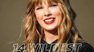 Top 15 Best songs of Taylor Swift