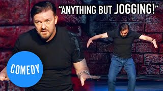 Ricky Gervais Defends His Opinion On Fat People | Universal Comedy