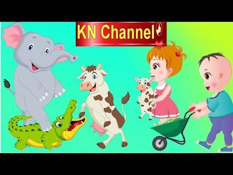 Hoạt hình KN Channel KHÔNG XIN PHÉP ĐI CHƠI VÀ CÁI KẾT...| GIÁO DỤC MẦM NON