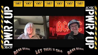 DEAN DELRAY'S LET THERE BE TALK (EP 556): Cliff Williams of AC/DC (FULL PODCAST AUDIO)