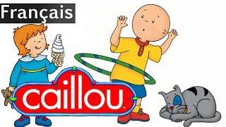 Caillou FRANÇAIS - Caillou Pour 3 Heures! | conte pour enfant | Caillou en Français